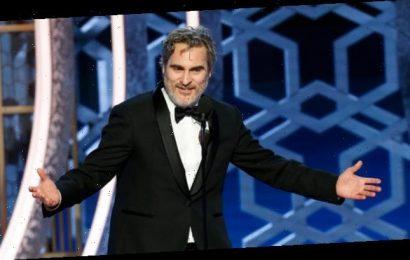 Joaquin Phoenix Drops Multiple F-Bombs in Golden Globes Speech, Blasts Hollywood Hypocrisy