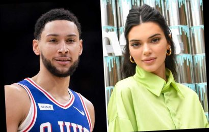 Kendall Jenner spotted out again with ex, 76ers star Ben Simmons