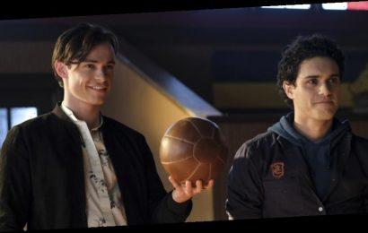 Landon Gets To Know Sebastian More on 'Legacies' Mid Season Premiere