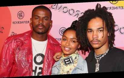 Luka Sabbat Talks About That 'Grown-ish' Love Triangle