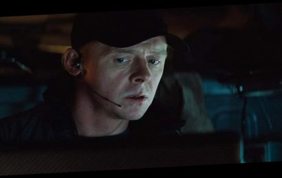 Simon Pegg Confirms Return for 'Mission: Impossible 7'