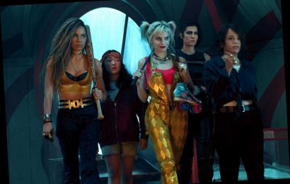 Harley Quinn Blows a Fuse in New Trailer for 'Birds of Prey'