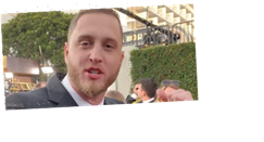 Tom Hanks' Son Was Caught Speaking In the Worst Jamaican Accent I've Ever Heard at the Golden Globes