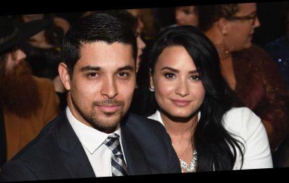 """Demi Lovato Is Reportedly """"Glad"""" Wilmer Valderrama Has Found Love"""