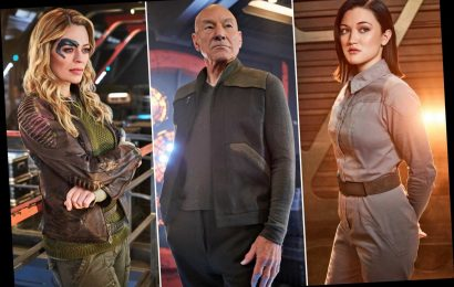 'Star Trek: Picard': Which 'Next Generation' characters are back, which are new