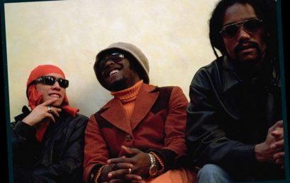 'RITMO' Earns Black Eyed Peas First Hot Latin Songs No. 1