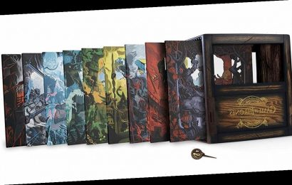 Game Of Thrones Collector's Edition Blu-Ray Box Set Gets Big Discount