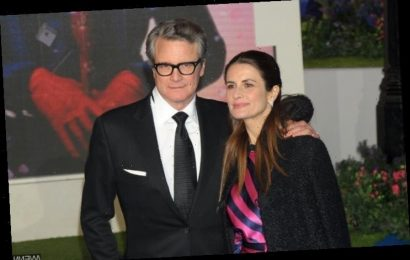 Colin Firth Teams Up With Estranged Wife in Hosting Film Screening