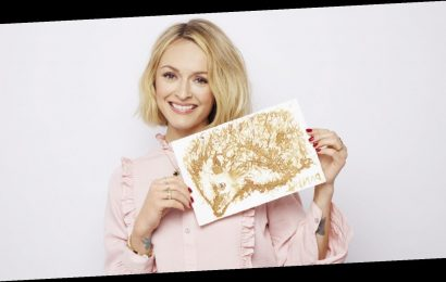 Fearne Cotton on the one activity that helps her mental health the most