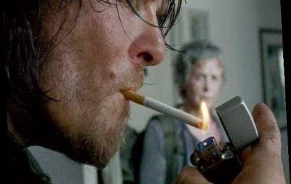 The Walking Dead fans baffled by Daryl's never-ending stream of cigarettes in zombie apocalypse – The Sun
