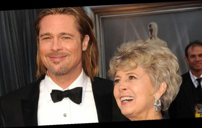 Brad Pitt set to bring his mum to Oscars after Jennifer Aniston reunion rumours