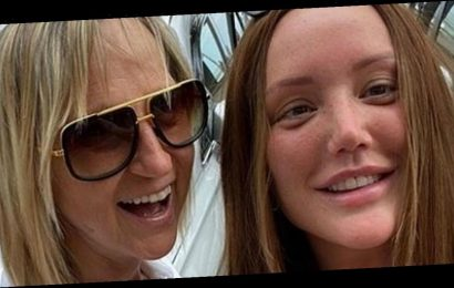 Inside Carol McGiffin's raucous 60th – as she parties with Charlotte Crosby