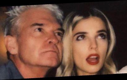 Phillip Schofield's daughter urged dad to go after 'heart's desire'