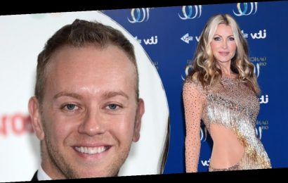 Dancing On Ice's Dan Whiston says Caprice exit was a 'shock' during 'nightmare' week of illness and injuries – EXCLUSIVE