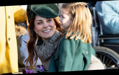 Kate explains why adorable new Princess Charlotte photo is so special to her