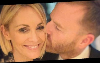 Jenni Falconer thought she'd been dumped – but she was sat in wrong restaurant