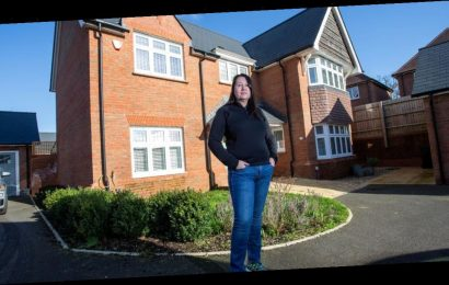 Redrow home costing £475k plagued with problems so bad owner 'can't go upstairs'