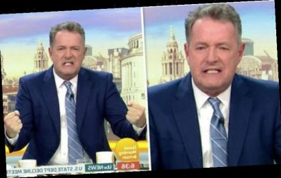 Piers Morgan addresses Phillip Schofield 'tensions' as Susanna Reid says 'you're at war'