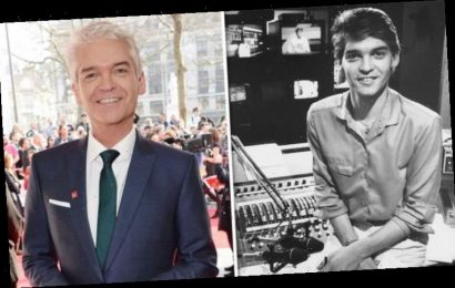 Philip Schofield: Why talent spotter was 'worried man' before ITV star's first appearance
