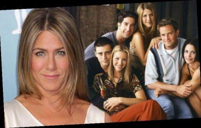 Friends Reunion: Jennifer Aniston sends fans into meltdown with reunion announcement