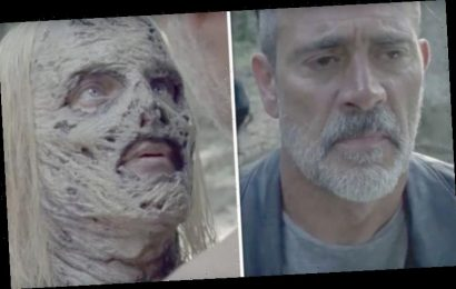 Walking Dead: Did the Alpha Negan sex scene hint at a major death?