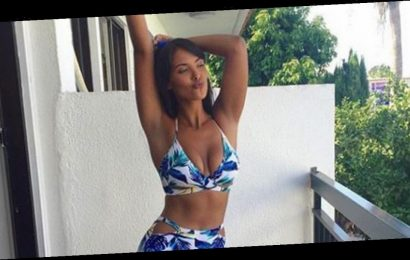 Maya Jama shares red-hot bikini throwback and unveils X-rated request from fans