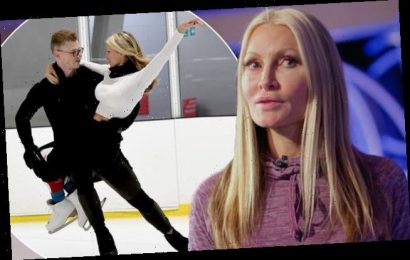 Caprice 'left scared to speak during DOI training with Hamish Gaman'