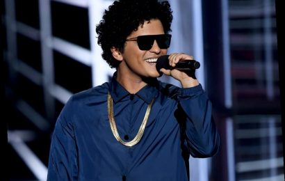 Bruno Mars Just Hinted That He's Teaming Up With Disney For A New Movie