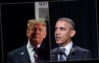 Supercut Shows Wild Differences Between Obama And Trump's National Prayer Breakfasts