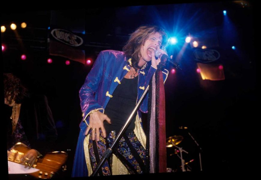 Flashback: Aerosmith Take a Dark Turn With 'Janie's Got a Gun'