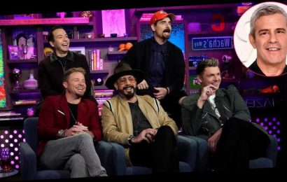Watch Andy Cohen Grill the Backstreet Boys About 'NSync Rivalry