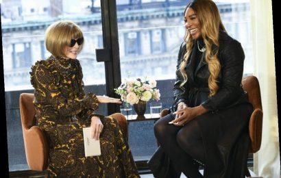Serena Williams still wears her bad-mojo 2018 Nike/Abloh ballerina tutus