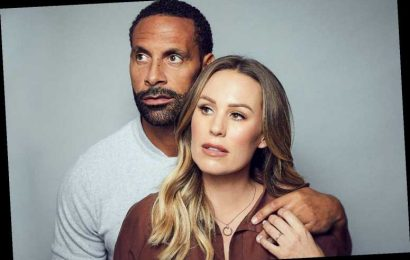 Rio Ferdinand reveals Kate Wright 'saved him' after he turned to booze after wife's death – The Sun