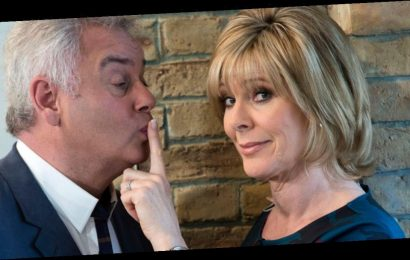 Ruth Langsford and Eamonn Holmes sizzling sex life and that 50 Shades confession