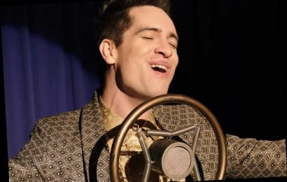 Brendon Urie Takes Us Behind the Scenes of 'Into the Unknown' From 'Frozen 2'