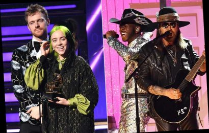 Billie Eilish, Lil Nas X and the Weird Vibes of the 2020 Grammys