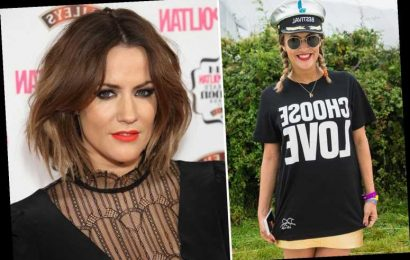 Caroline Flack's former roommate remembers her as 'so full of happiness, energy and drive' – The Sun