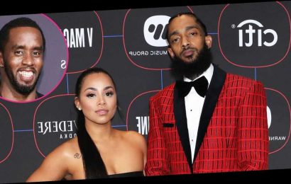 Lauren London Addresses Rumors She Is Dating Diddy After Nipsey Hussle