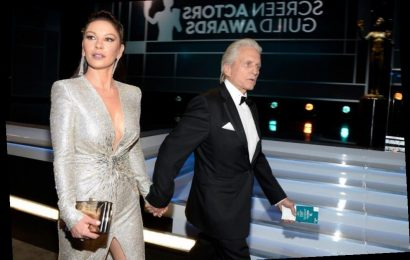 What Is the Age Difference Between Michael Douglas and Catherine Zeta-Jones?
