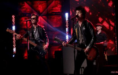 Watch Green Day Cook With Martha Stewart, Perform 'Oh Yeah!' on 'Ellen'