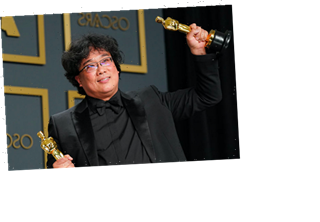 BlazeTV's Jon Miller Backpedals After Grousing 'Parasite' Director Bong Joon Ho Accepted Oscar in Korean