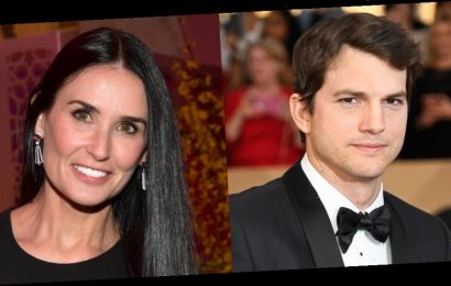 Ashton Kutcher Reveals Where He Stands with Demi Moore & Her Kids Today
