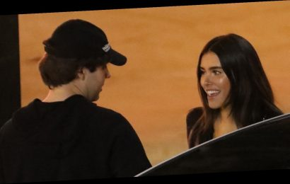 Madison Beer & David Dobrik Enjoy a Night Out After Her 'Good in Goodbye' Release!