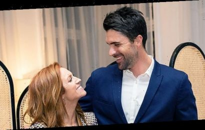 Brittany Snow Dishes On Wedding Planns & How She Knew Tyler Stanaland Was 'The One'