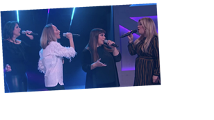 Wilson Phillips Re-Created Their Iconic Bridesmaids Performance With Kelly Clarkson