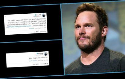 10 Hilarious Tweets From Chris Pratt