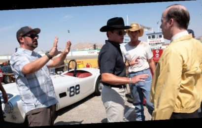 'Ford v Ferrari' Sound Team Balanced Emotion and Intensity