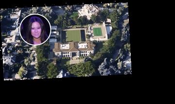 Karen Lo's $100 Million Holmby Hills Estate Takes Shape