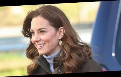 Duchess Kate's Go-To Coat Brand for 8 Years Is on Sale at Nordstrom