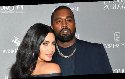 Kim Kardashian Passionately Kisses Kanye West While Promoting SKIMS In NYC — Watch PDA Video